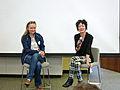 Lila Tretikov - Wikimedia ED - May 2014 02.jpg