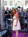 Lille braderie 31-08-2012 la chanteuse Amélie Delacroix.jpg