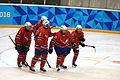 Lillehammer 2016 - Women hockey - Slovakia vs Norway.JPG