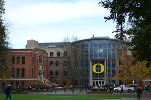 University of Oregon - Lillis Complex (University of Oregon)