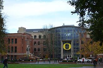 University of Oregon - Lillis Complex (University of Oregon)