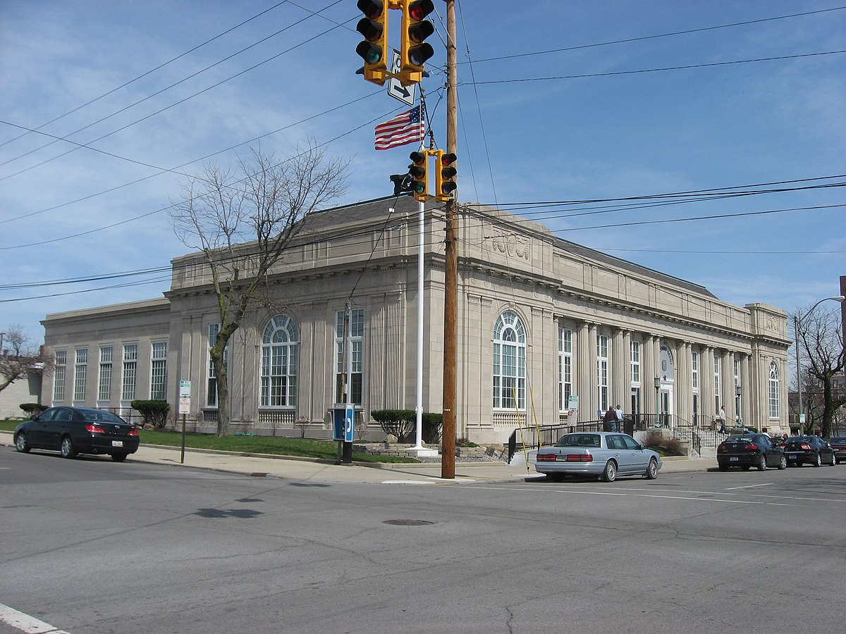 United States Post Office (Lima, Ohio) - Wikipedia