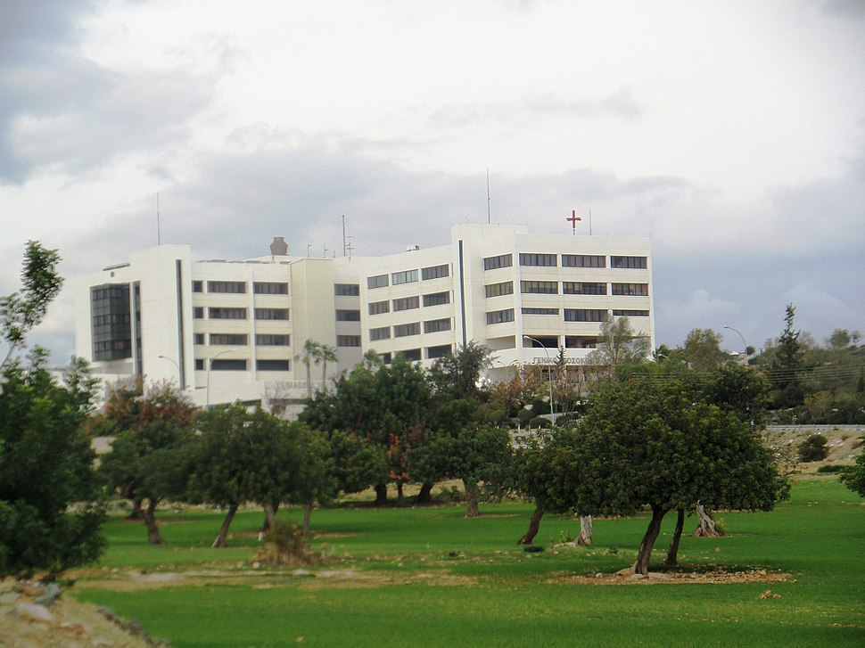 Limassol New General Hospital 07