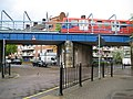 Limehouse, Gill Street and Grenade Street railway bridges - geograph.org.uk - 788968.jpg