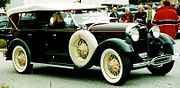 Lincoln Model L Sport Touring 1929