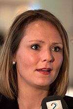 Linda Cathrine Hofstad Helleland Wikivisually