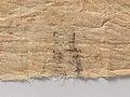 Linen from Tutankhamun's Embalming Cache MET DP226070.jpg