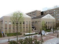 Creation Core (Biwako Kusatsu Campus, Ritsumeikan University, Japan).JPG