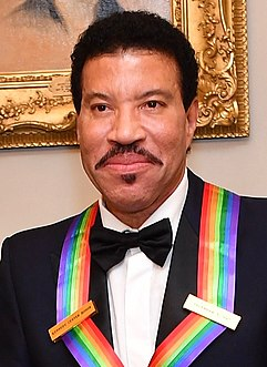Lionel Richie American singer-songwriter, musician, record producer and actor