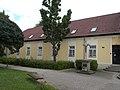 Listed parish house (1815), Erzsébetváros, Kecskemét 2016 Hungary.jpg