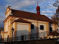 Litoměřice, kostel sv. Vojtěcha.JPG