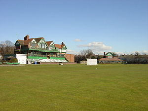 Aigburth Cricket Ground, Liverpool - Image: Liverpool Cricket Club geograph.org.uk 149910