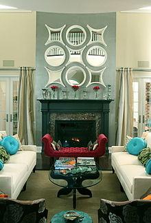Slipcovered Living Room