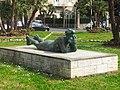Livorno Monumento Il Pescatore, Lungomare Ardenza.jpg