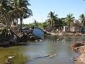 Lo que dejo a su paso el huracan Ida (7,8 Noviembre 2009) Playa de Las Hojas. - panoramio (4).jpg