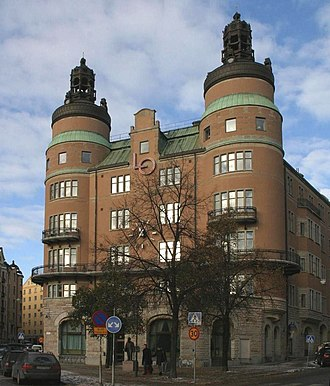 Swedish Trade Union Confederation - Image: Loborgen