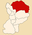 Location of the district Yuracmarca in Huaylas.png