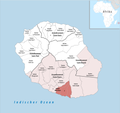 Locator map of Kanton Saint-Pierre-3 2018.png