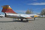 Lockheed F-104N Starfighter '812' (N812NA) (27641726401).jpg