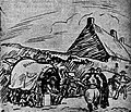 Locronan Une chapelle de piété Troménie 1929.jpg