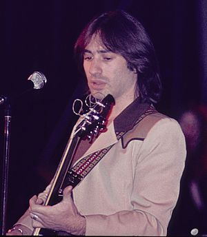 Lol Creme - Creme in 1976 performing with 10cc