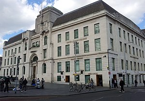The Woolwich - Image: London, Woolwich Centre, General Gordon Square Woolwich New Road, Equity Building 03