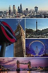 Londra – Veduta