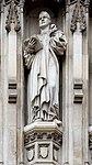 London UK Sculptures-at-Westminister-Abbey-Westgate-01 (Bonhoeffer).jpg