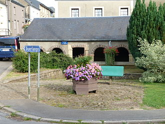 Longeau, Belgium - Image: Longeau La source