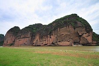 Mount Longhu - Image: Longhushan 9263