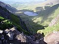 Looking down Devil's Ladder over Loch Cailli and Hag's Glen - geograph.org.uk - 539226.jpg