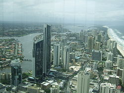 Looking north from the Q1 (SkyPoint), Gold Coast.jpg