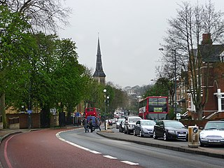 street in London Borough of Southwark, United Kingdom