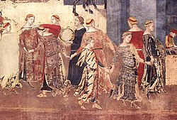 Italian folk dance - Wikipedia