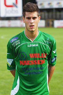 Loris Brogno Belgian footballer