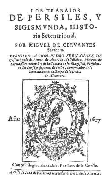 Los trabajos de Persiles y Sigismunda (1617)