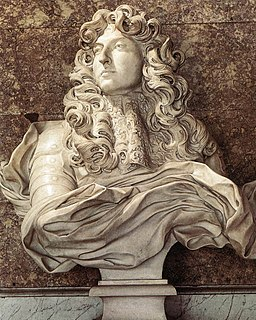 Gian Lorenzo Bernini : Bust of Louis XIV