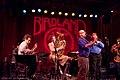 Louis Armstrong Centennial Band at Birdland, New York City (3668885219).jpg