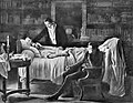 Louis Hersent - Mort de Xavier Bichat (Salon of 1817).jpg