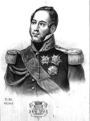 Louis Partouneaux - General of Division Louis Partouneaux