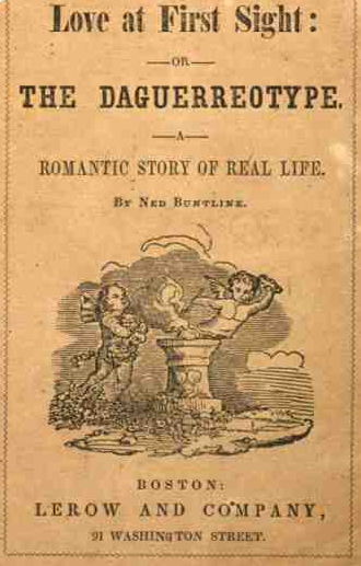 Ned Buntline - Image: Love At First Sight ca 1847 by Ned Buntline