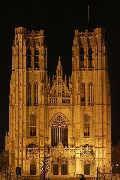 Image:Luc Viatour Bruxelles Catedrale ST-Michel.JPG