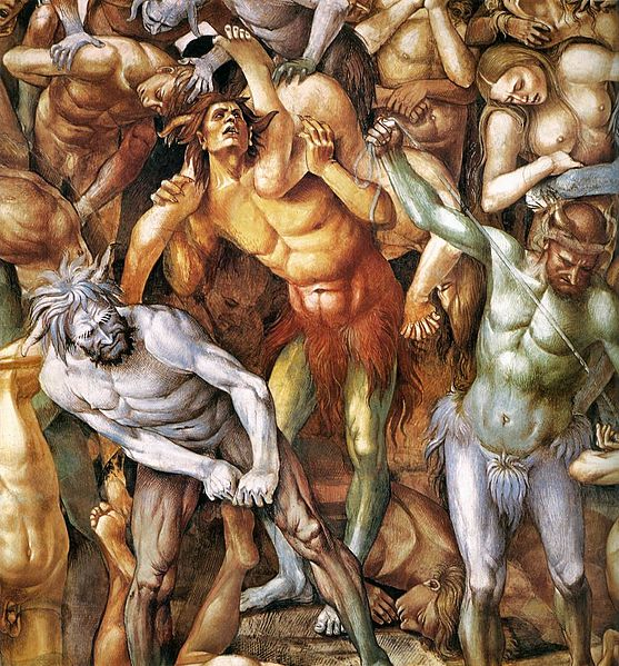 File:Luca Signorelli - The Damned (detail) - WGA21227.jpg