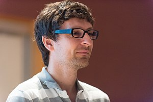 Luca Trevisan - Luca Trevisan speaking at Random-Approx 2013 at University of California, Berkeley.