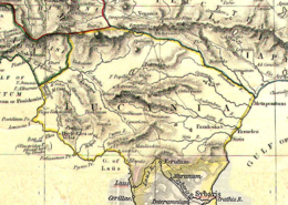 Lucania da The Historical Atlas, by William R. Shepherd, 1911.png