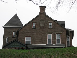 Lucy Tarr Mansion United States historic place