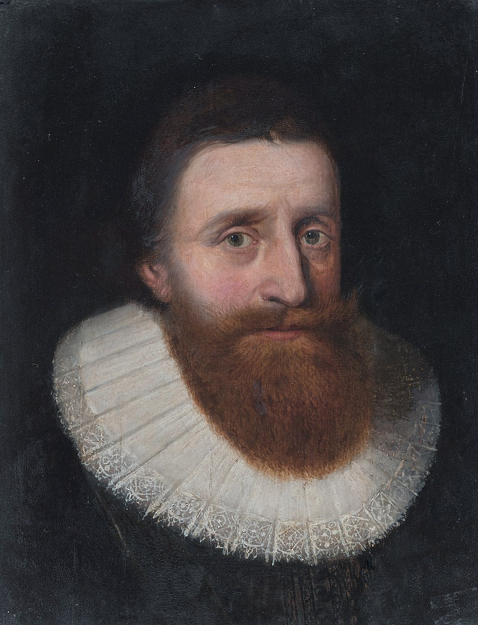 Ludovic Stewart, 2nd Duke of Lennox, by English School of the 17th century