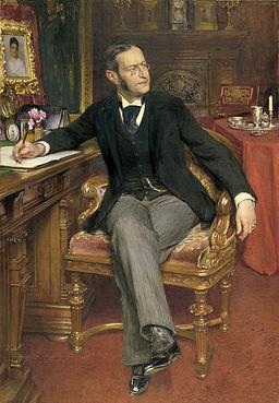 Ludwig Passini Bildnis Ernst Mendelssohn-Bartholdy 1894