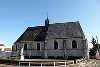Luisant monument aux morts église Saint-Laumer Eure-et-Loir France.jpg