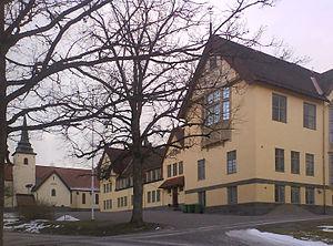 Lundsbergs boarding school - Image: Lundsbergsskola 1